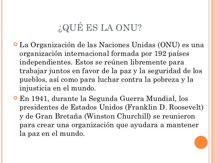 Presentacion onu for Que quiere decir clausula suelo