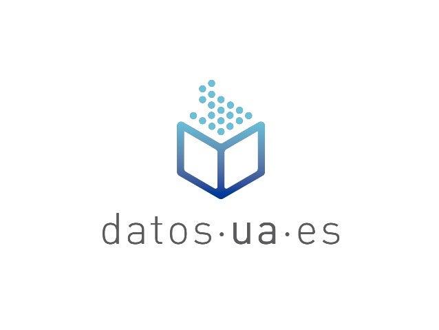 Datos abiertos en la Universidad – Beneficios – ¿Qué? – ¿Cómo?  Acciones – Alineamiento – Metodología – Tecnología – Di...