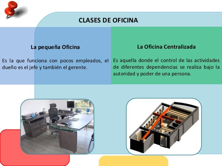 Concepto y clases de oficina for Actividades que se realizan en una oficina wikipedia