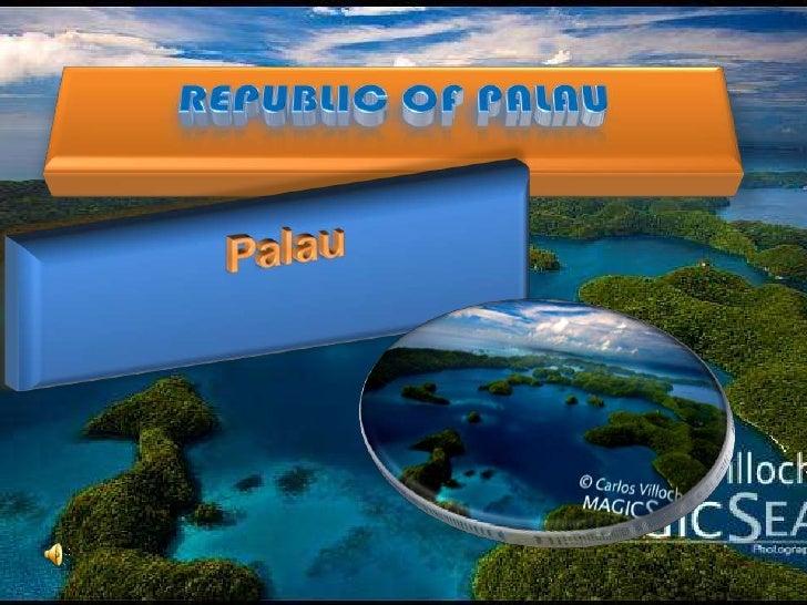 Republic of Palau<br />Palau<br />