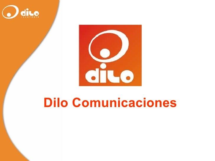 Dilo Comunicaciones