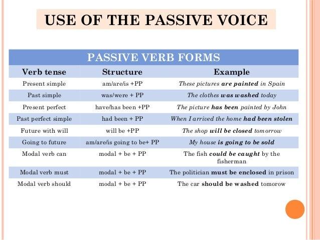 Presentacion passive 2
