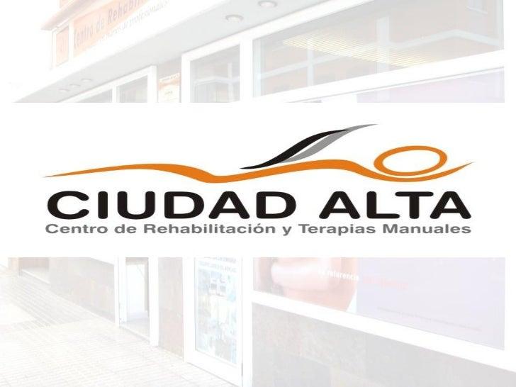 EL CENTRO  Nace con la idea de ofrecer un servicio de calidad, orientado a  la prestación de servicios integrales de Salud...