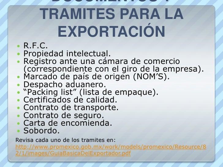 Requisitos de exportaci n a suiza - Tramites legales para alquilar un piso ...
