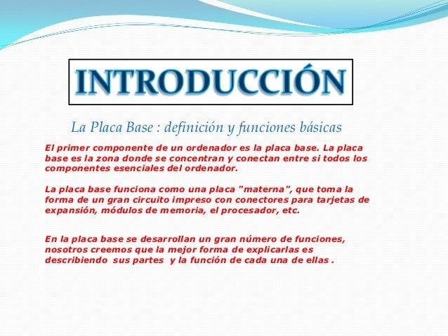 Presentacion placabase 3.0 Slide 3