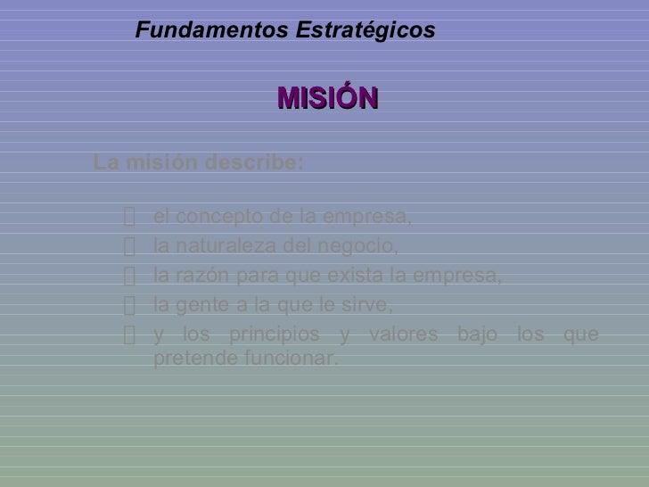 Presentacion planeacion estrategica Slide 3