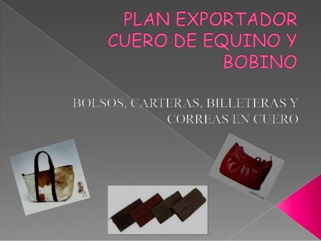 Estos productos están dirigidos a mercados exclusivos de nicho, con alta y media capacidad de compra y tienden a ser altam...