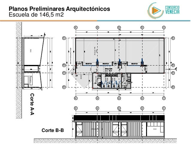 Presentacion planos arquitectonicos 3d for Medidas de un plano arquitectonico