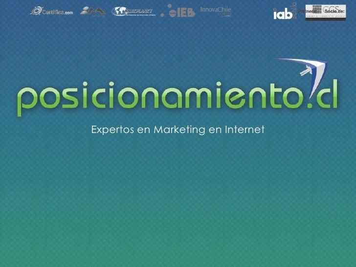 Partners:   Socio de:     Expertos en Marketing en Internet