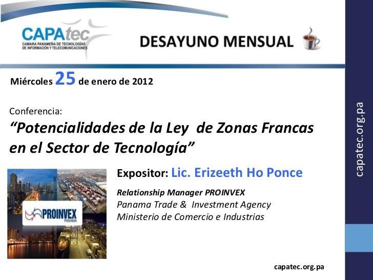 Miércoles   25 de enero de 2012                                                                              capatec.org.p...