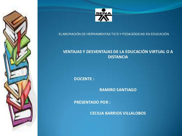presentacion power point educacion virtual