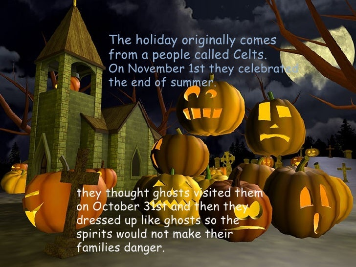 where does halloween come from