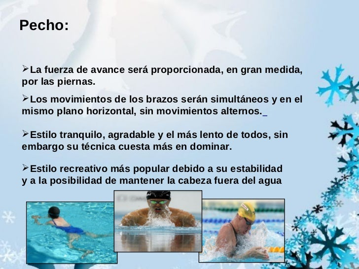 1f047231f2d0 Presentacion power point natacion