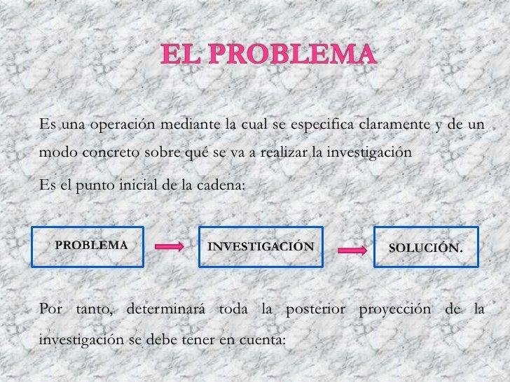Presentacion power point problema