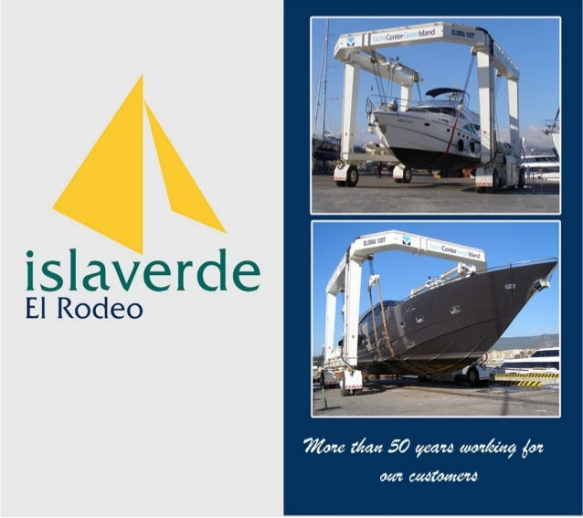 """Company history  Founded in 1957 and based in Algeciras, """"El Rodeo"""" has been an historical company in the Bay of Gibralta..."""