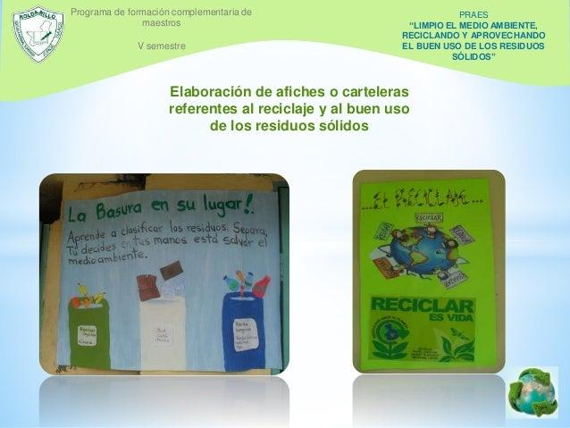 Carteleras alusivas al medio ambiente proyecto ambiental for Carteleras escolares de reciclaje