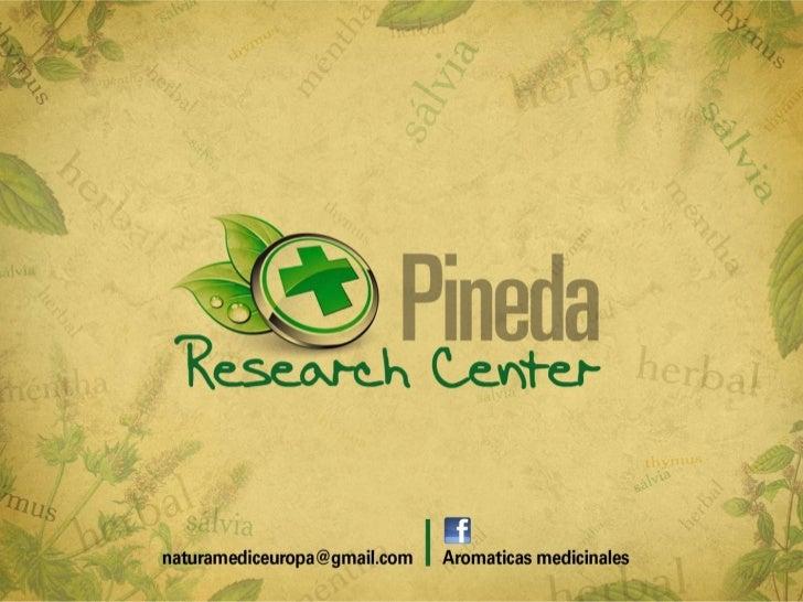 ¿Qué es?•   Un centro especializado en la investigación    y formación continua de profesionales•   en plantas aromáticas ...