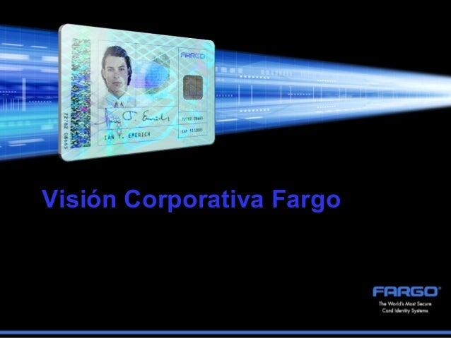 Visión Corporativa Fargo