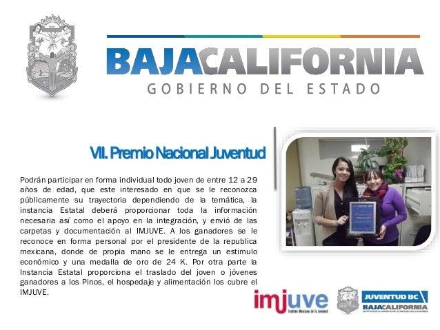 VII.CartaamisPadres Es un programa donde se lanza una convocatoria para reconocer el talento de jóvenes de entre 12 a 29 a...
