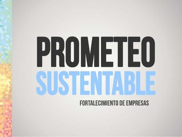 Prometeo sustentable: diagnóstico de resiliencia  empresarial y sustentabilidad