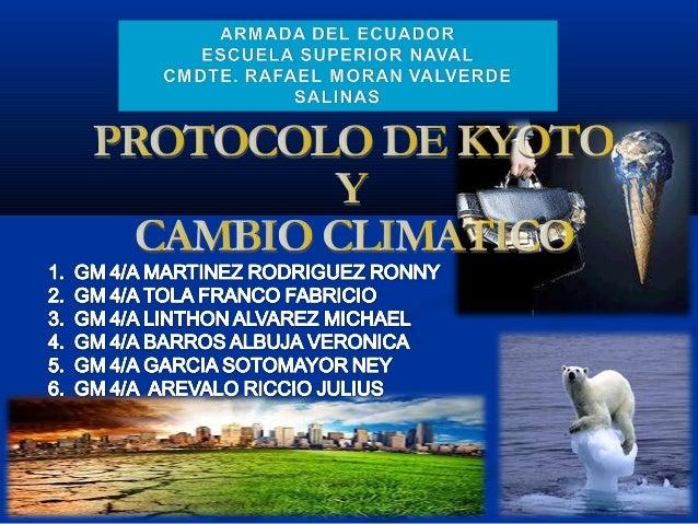 """¿¿QUE ES EL CAMBIO CLIMATICO??  """"Es Cambio del clima atribuido directa o indirectamente a actividades humanas que alteran ..."""