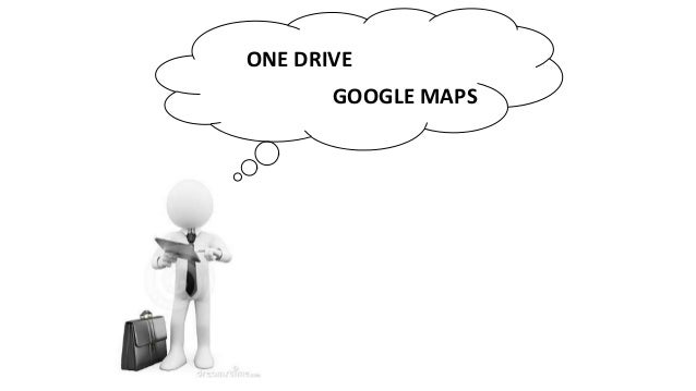 google drive how to write on maps