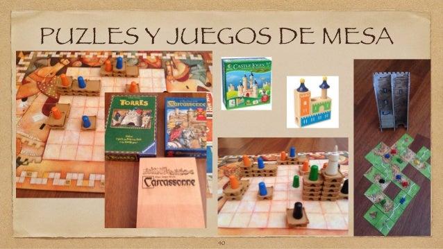 PUZLES Y JUEGOS DE MESA  40