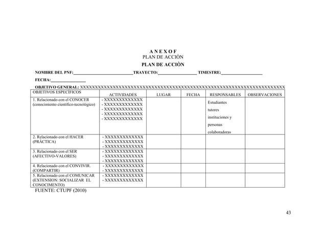 23A N E X O GCRONOGRAMA DE ACTIVIDADESPROYECTO SOCIOINTEGRADORTRAYECTO I. TRIMESTRE IIDIAGNÓSTICO SITUACIONALCRONOGRAMA DE...