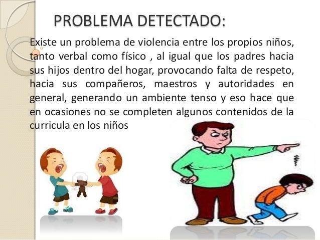"""Proyecto """"Vivir con valores para evitar la violencia en  la casa y la escuela"""" Slide 3"""