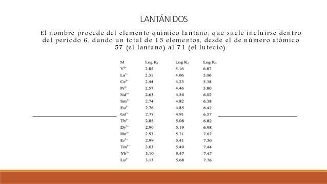 Metales de transicin interna lantnidos y actinidos tierras raras 3 urtaz Choice Image