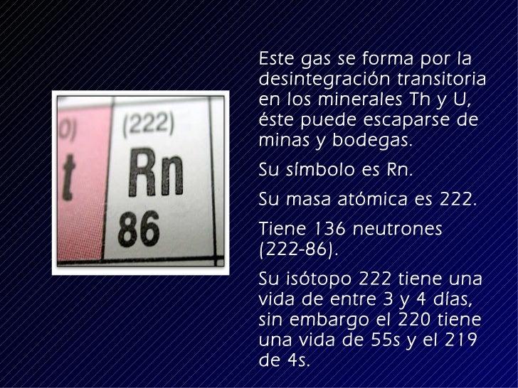 Presentacion radon Slide 3