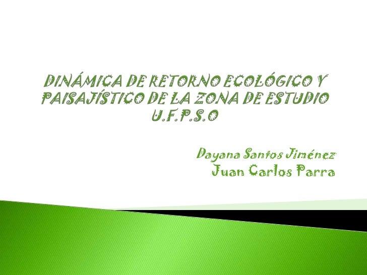 Dayana Santos Jiménez  Juan Carlos Parra