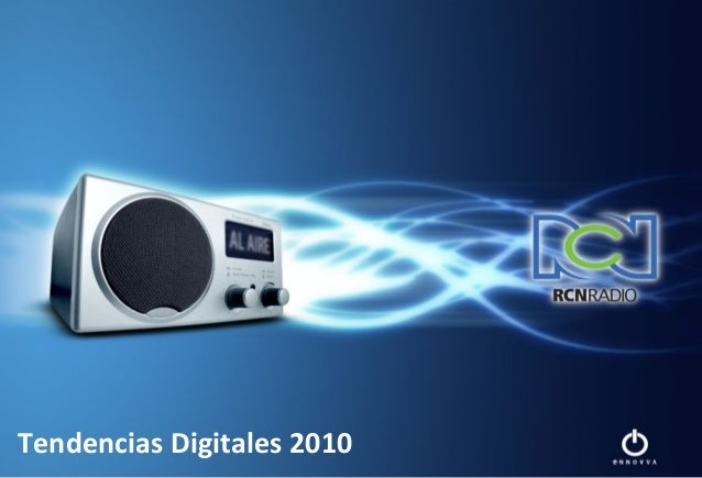 Tendencias Digitales 2010