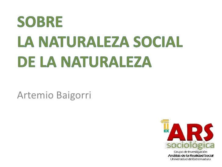 Artemio Baigorri
