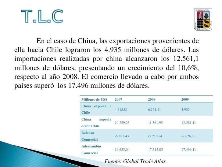 T.L.C<br />Enero 2007: 1ª Ronda de negociaciones de Servicios e Inversiones, llevada a cabo en Beijing<br />Abril 2007: 2ª...