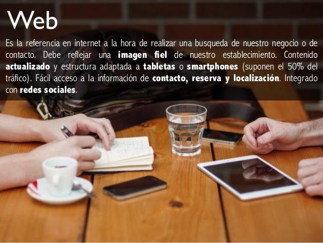 Es la referencia en internet a la hora de realizar una busqueda de nuestro negocio o de contacto. Debe reflejar una imagen...