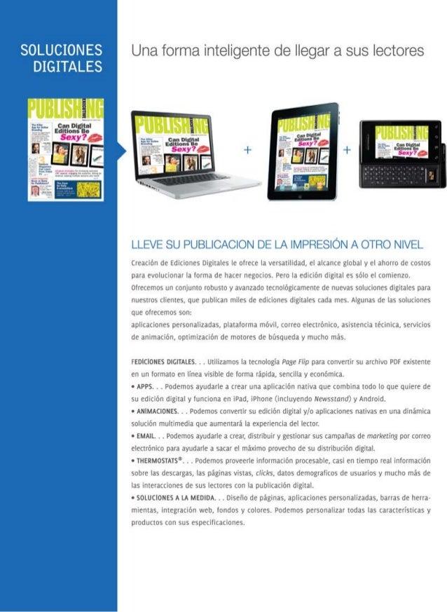 Presentacion revistas digitales