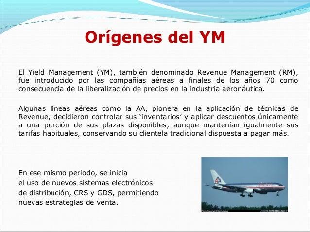 Revenue Management para Hoteles Slide 2