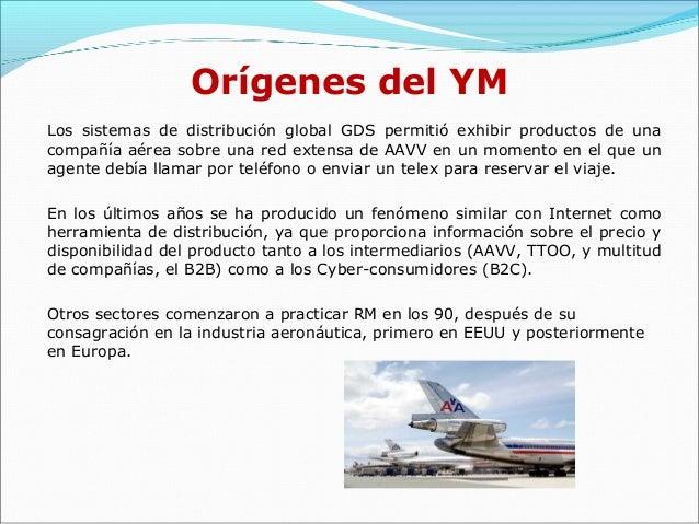 Revenue Management para Hoteles Slide 3