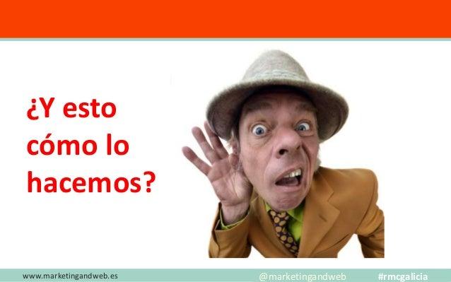 www.marketingandweb.es Rich Snippets Visión Realista de nuestros Competidores @marketingandweb #rmcgalicia