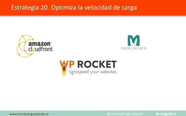 www.marketingandweb.es Capítulo 2: Rich Snippets Tráfico Internacional @marketingandweb #rmcgalicia