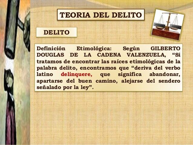 TEORIA DEL DELITO Slide 2
