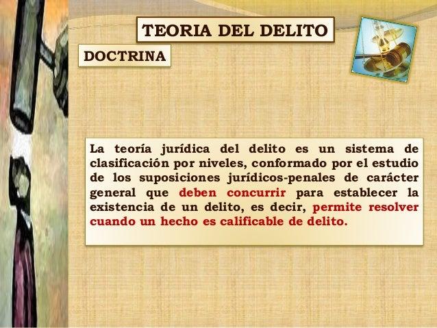 TEORIA DEL DELITO Slide 3