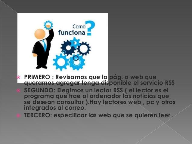 Presentacion rss Slide 3