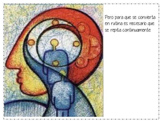 Para crear una CULTURA DE PENSAMIENTO en nuestro colegio:  • Nos comprometeremos a hacer TODOS una rutina en todas nuestra...