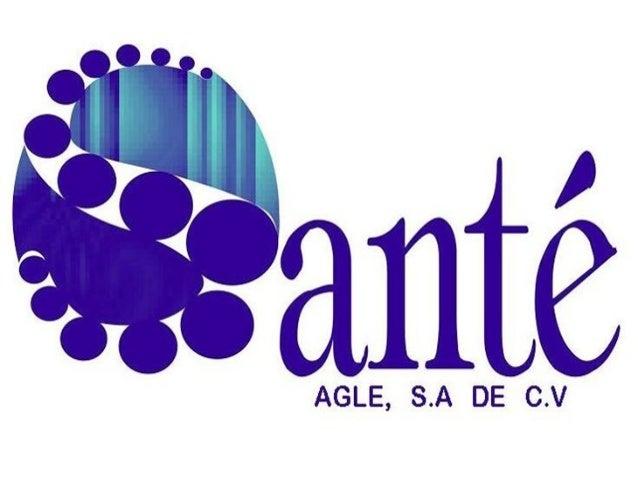 AGLE, S.A DE C.V (SANTE)•EMPRESA DISTRIBUIDORA (MAYORISTA)de medicamentos, material de curación, productos naturistas, ins...