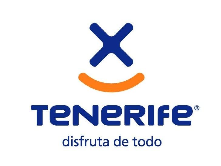 Promoción Exterior  Turismo de Tenerife – Estrategia Turística                          Alberto Bernabé  Director Gerente ...