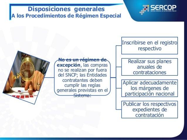 Procedimientos de Régimen Especial ADQUISICIÓN DE FÁRMACOS Subasta Inversa Corporativa Subasta Inversa Institucional Contr...