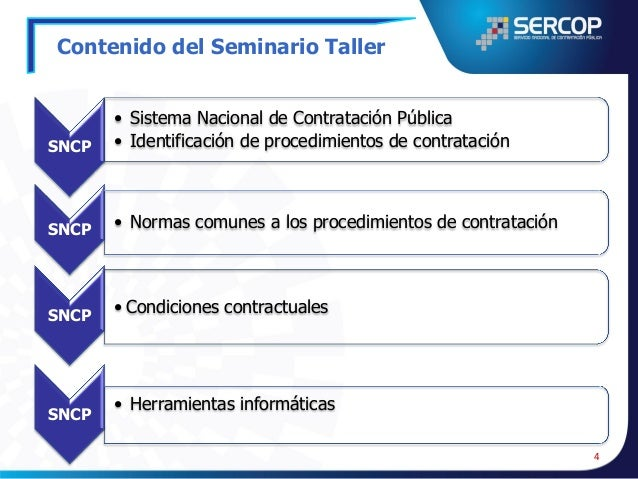 NORMAS COMUNES A LOS PROCEDIMIENTOS DE CONTRATACIÓN