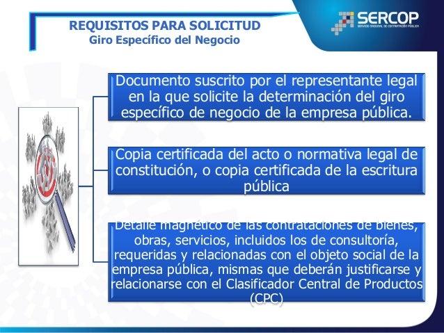 Procedimientos de Régimen Especial Sectores Estratégicos  Las contrataciones de bienes, obras y servicios incluidos los de...